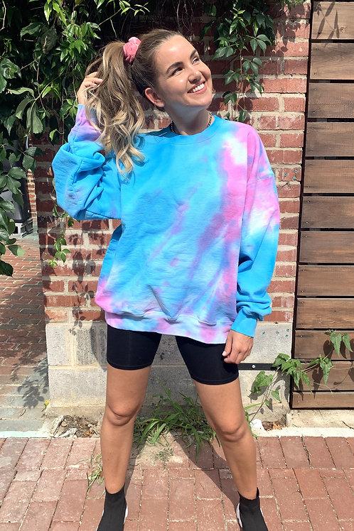 Cotton Candy Fluffness Sweatshirt