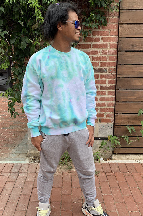 Minty Fresh Fluffness Sweatshirt