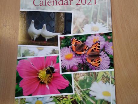 2021 Calendar Now Available!