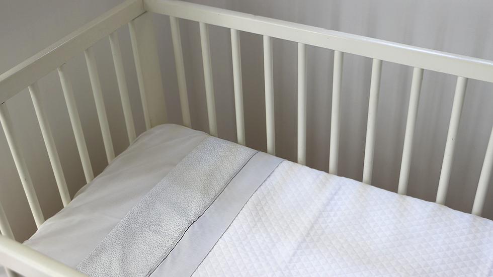 Colcha para cama de grades COL002