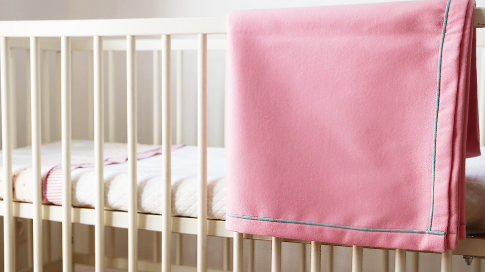 Cobertor para cama de grades COB 001