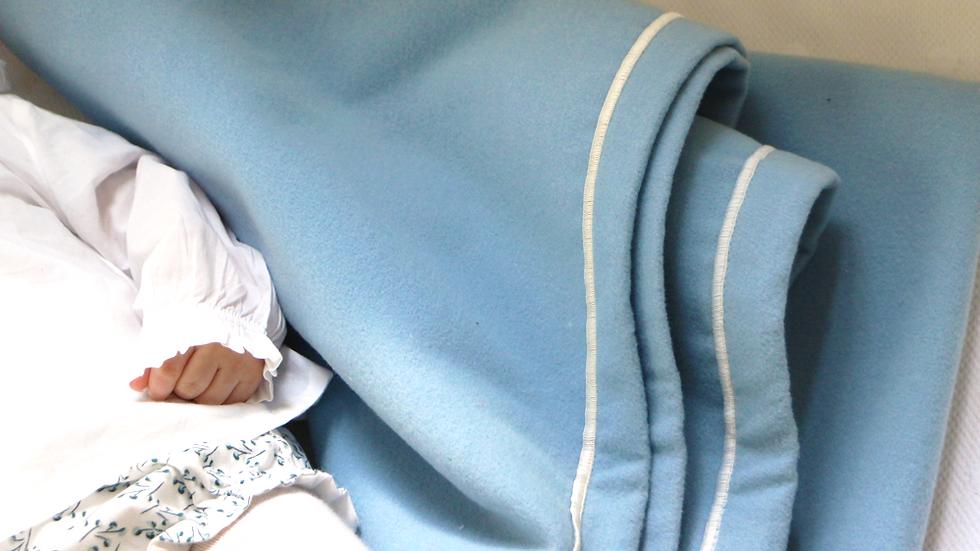 Cobertor para cama de grades COB 003
