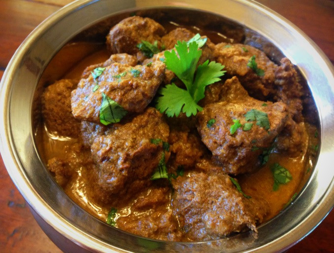 Rogan Josh - Indian Lamb Stew Recipe