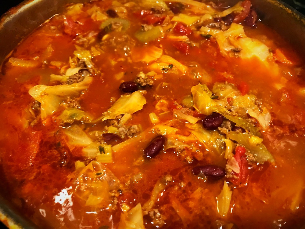 Cabbage Patch Stew