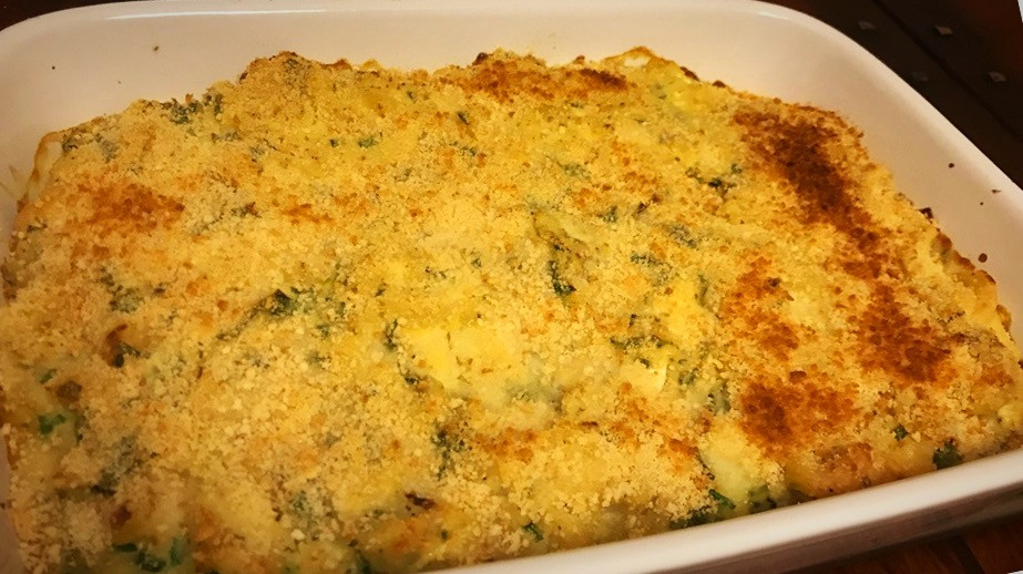 Fish Gratin - Norwegian Recipe