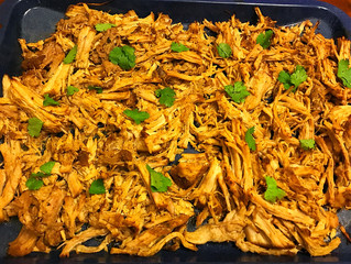 Carnitas - Slow roasted Mexican Pulled Pork