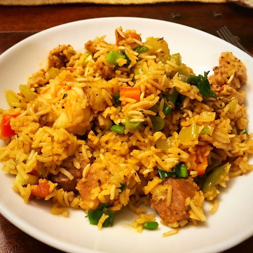 Delicious Jambalaya Recipe