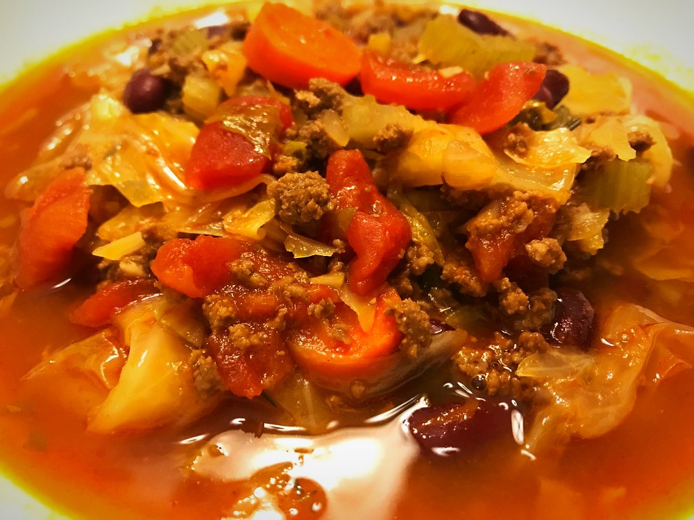 Cabbage Patch Stew Recipe