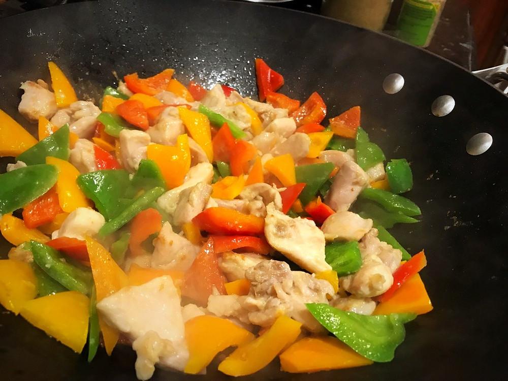 Easy Dinner Recipe - Sweet & Sour Chicken