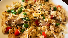 Chicken Fried Rice - Chinese
