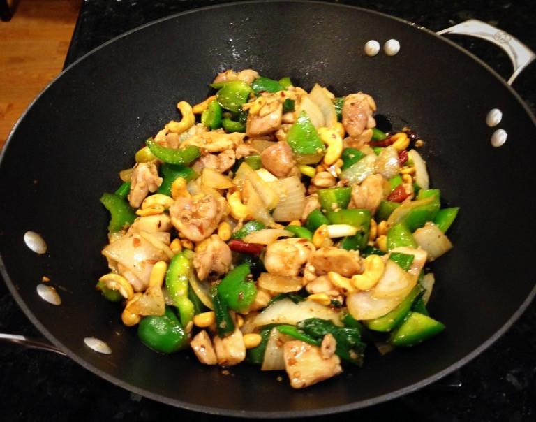 Chinese Kung Pao Chicken Recipe