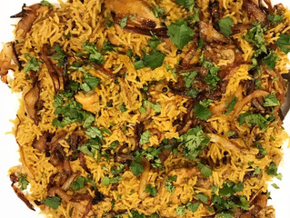 Chicken Biryani - Indian Chicken and Rice