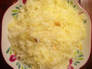 South Indian Ghee Rice