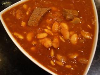 Fasoulia - Lebanese Beef and Bean Stew