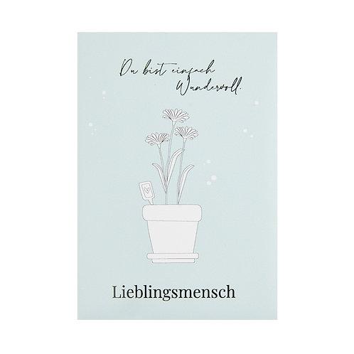 Blumensaat - Lieblingsmensch Ringelblumen