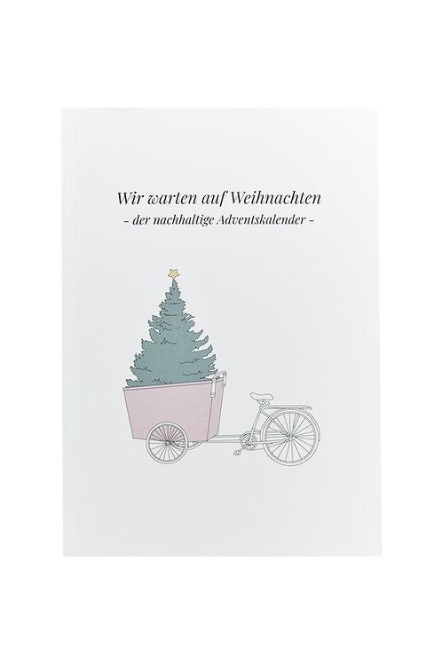 Buch - Wir warten auf Weihnachten der nachhaltige Adventskalender