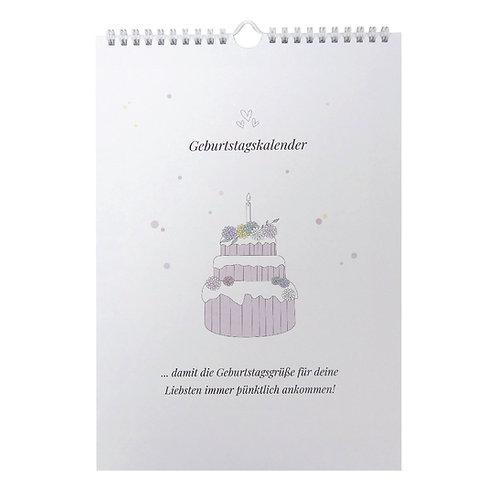verblühmeinnicht-Geburtstagskalender