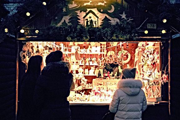 Dit jaar is er een gigantische kerstmarkt in Maastricht