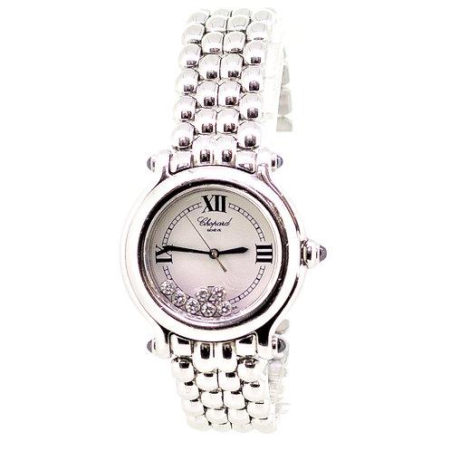 Ladies Chopard Happy Sports Diamond - Stainless Steel - Perfect Calendar Watch