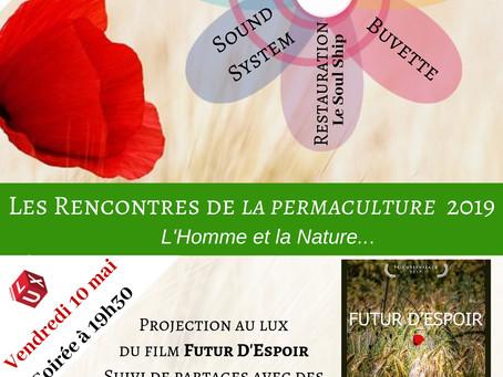 Rencontres de la permaculture Normande 2019