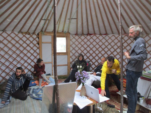 Initiation permaculture 3 & 4 octobre 2020
