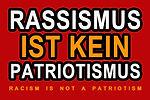 Rassismus ist kein Patriotismus Kopie.jp