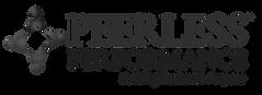 Peerless Perfomance | Tina Weede | Gray Logo