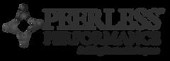 Peerless Perfomance   Tina Weede   Gray Logo