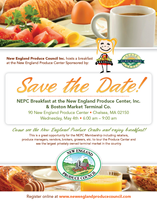 New England Produce Save the Date