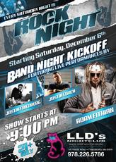 Night Club Event - Rock Night