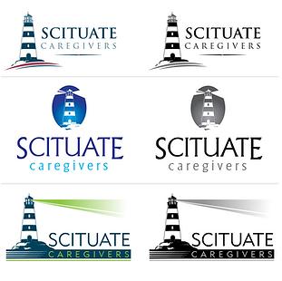 Scituate Caregivers Logo Ideas