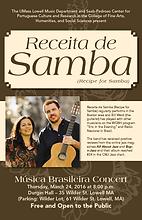 UMass Lowell Center for Portuguese Studies (Poster)
