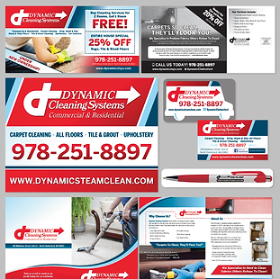 Dynamic Cleaning Package