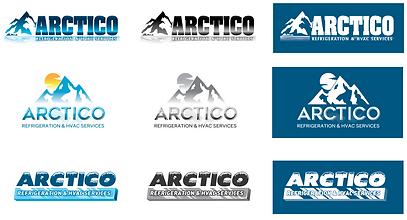 Arctico Logo Ideas