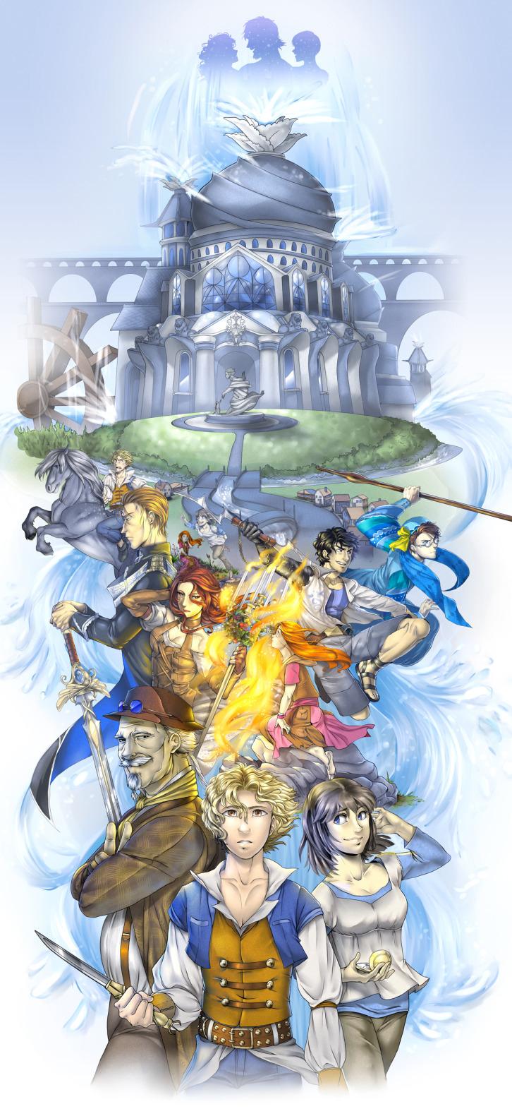 The Lumis Altar Cover Art