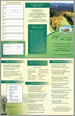 New England Produce Golf Brochure