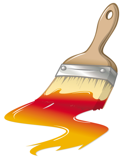 Paintbrush Illustration