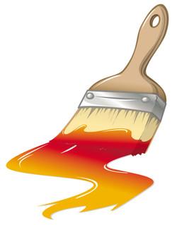Paintbrush Illustration