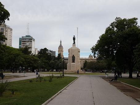 09. Reencontrando o espírito da viagem em Bahia Blanca