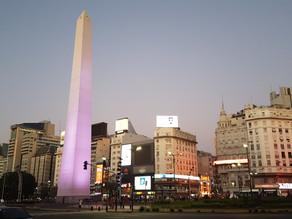 11. Dificuldades e reflexões em Buenos Aires