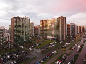 Полиция нагрянула с обысками в офис компании «Наш Дом» в Петербурге.