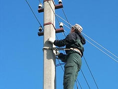 Подключение к воздушной линии электропередач в Сочи