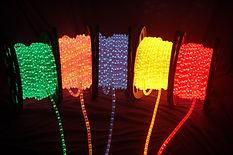 Подключение светодиодной ленты и дюролайта в Сочи.