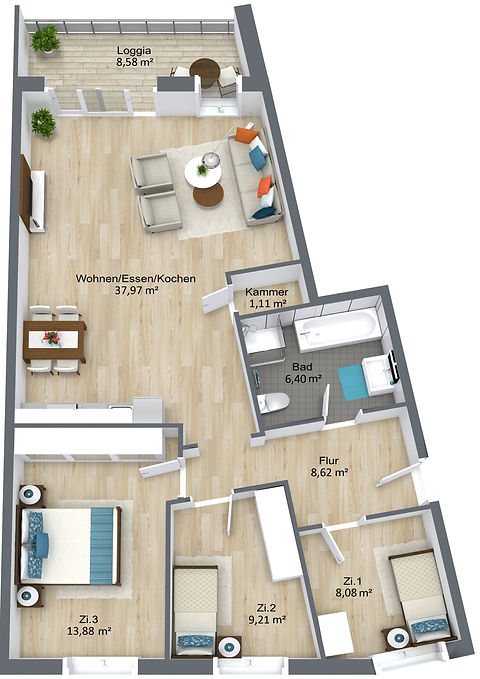 RML Whg17 - 3D Floor Plan.JPG