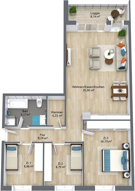 RML Whg9 - 3D Floor Plan.JPG