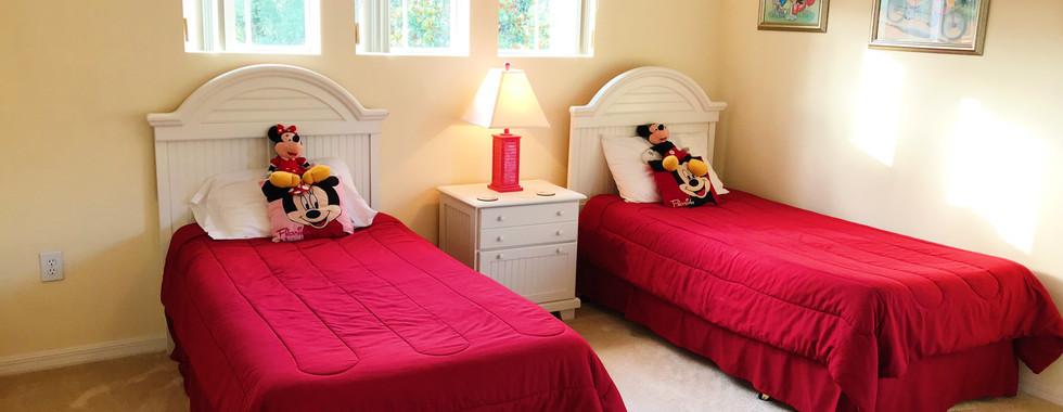 Mickey Themed Room