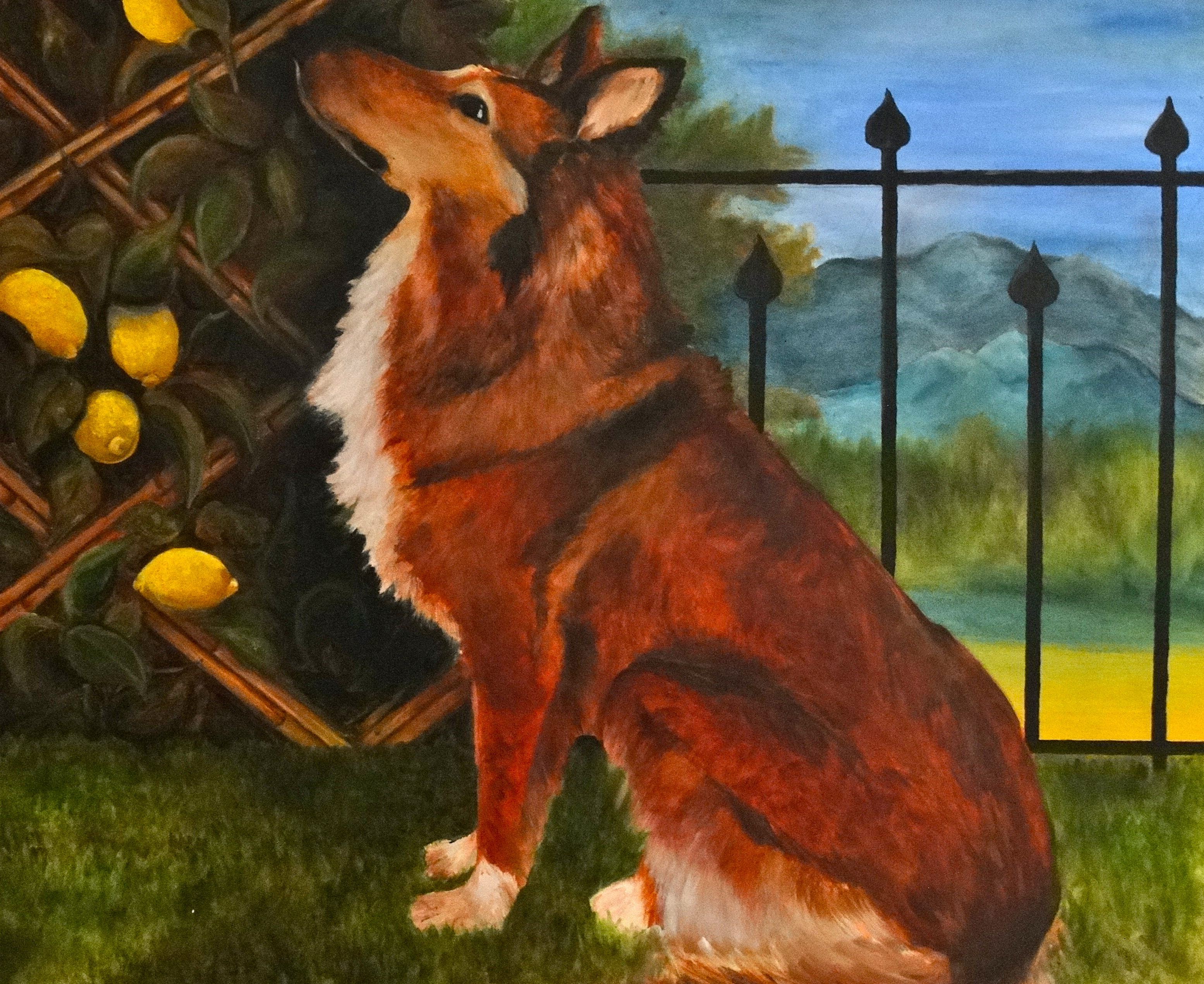 Collie of the Lemons