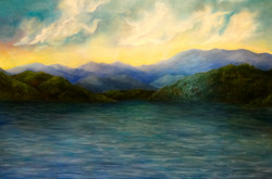 Lake Douglas Morning