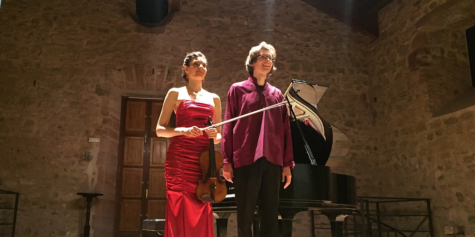 Violin & Organ Recital