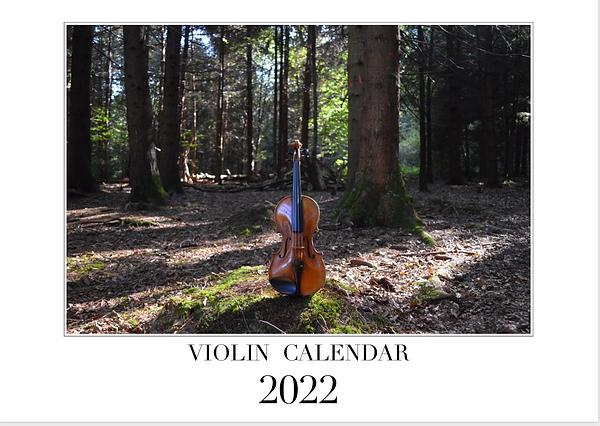 The Violin Calendar